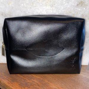 YSL Black Cosmetic Bag